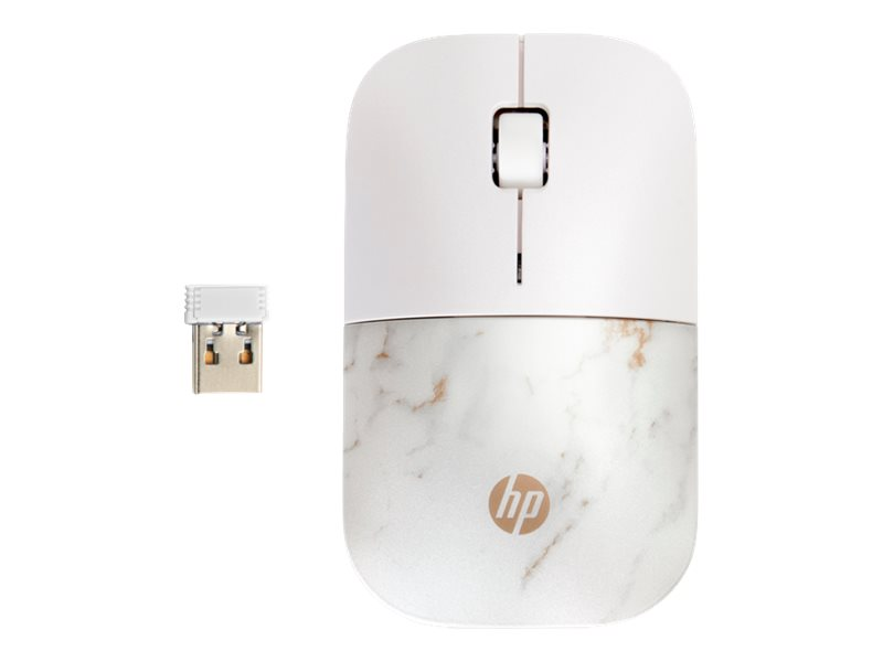 HP Z3700 Marble Wireless Mouse