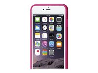 Incase Smart SYSTM Case Back cover for cell phone pink sapphire for Ap