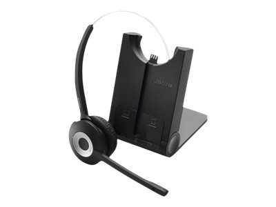 Jabra PRO 935 Dual Connectivity for Microsoft Lync - Headset - On-Ear - konvertierbar - Bluetooth - kabellos