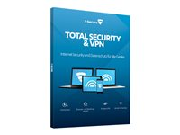 F-Secure Total Security und VPN - Box-Pack (2 Jahre)