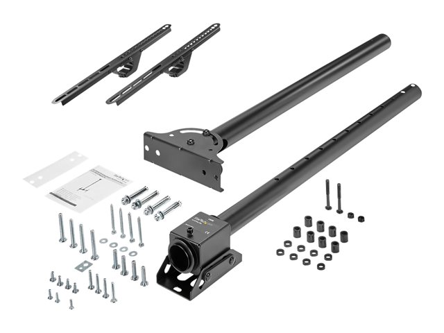 StarTech.com Ceiling TV Mount - 3.5' to 5' Pole - Full Motion - Supports Displays 32
