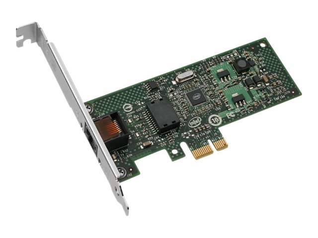 Intel Gigabit CT Desktop Adapter - Netzwerkadapter - PCIe Low Profile - GigE - 1000Base-T