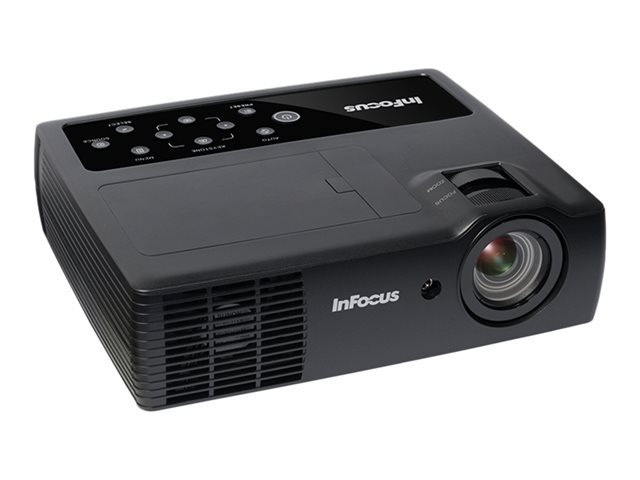 InFocus IN1118HD - Projecteur DLP - portable - 3D - 2400 lumens - Full HD (1920 x 1080) - 16:9 - 1080p