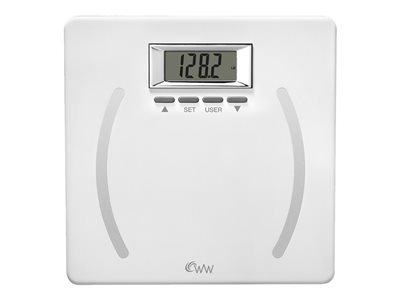 Weight Watchers by Conair WW28 Bathroom scales silver