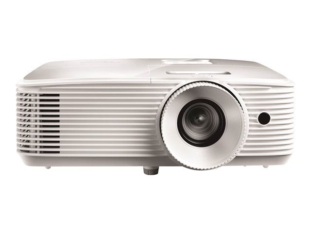 Optoma EH337 - Projecteur DLP - portable - 3D - 3600 ANSI lumens - Full HD (1920 x 1080) - 16:9 - 1080p