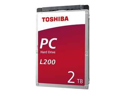 Toshiba L200 Laptop PC Harddisk 2TB 2.5' SATA-600 5400rpm