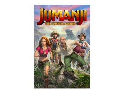 Jumanji The Video Game Xbox One download ESD image