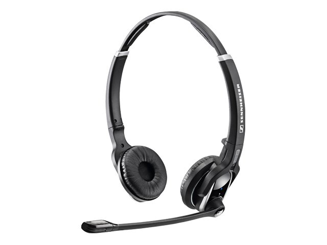 Sennheiser DW Pro2 - Office Wireless Series - casque - sur-oreille - DECT CAT-iq - sans fil
