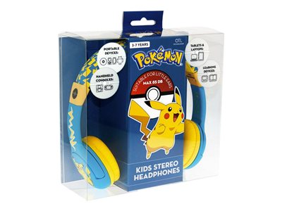 Pikachu Junior Headphones