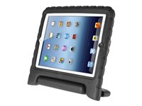 i-Blason ArmorBox Kido Protective cover for tablet silicone, polycarbonate black