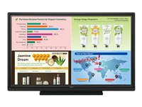Sharp PN-L703W 70INCH Class (69.5INCH viewable) Aquos Board LED display interactive