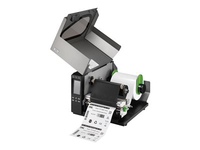 TSC TTP-384MT Label printer direct thermal / thermal transfer Roll (9.5 in) 300 dpi