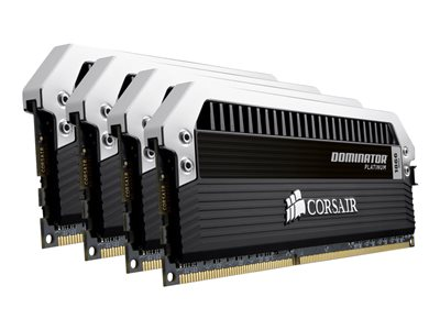 Kit 4xDimm Corsair 8GB DDR3 1600Mhz Dominator Platinum