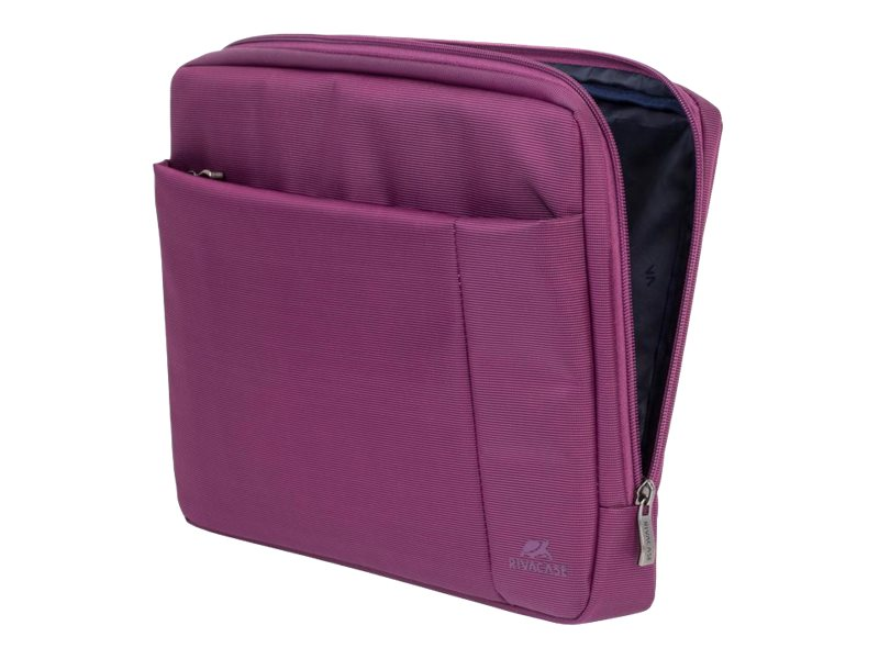 "Riva Case Central 8203 - Notebook-Hülle - 33.8 cm (13.3"") - lila"