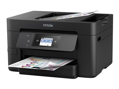 Epson WorkForce Pro WF-4720 Multifunction printer color ink-jet  image