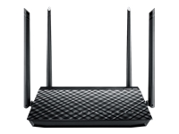 Picture of ASUS RT-AC57U - wireless router - 802.11a/b/g/n/ac - desktop (RT-AC57U)