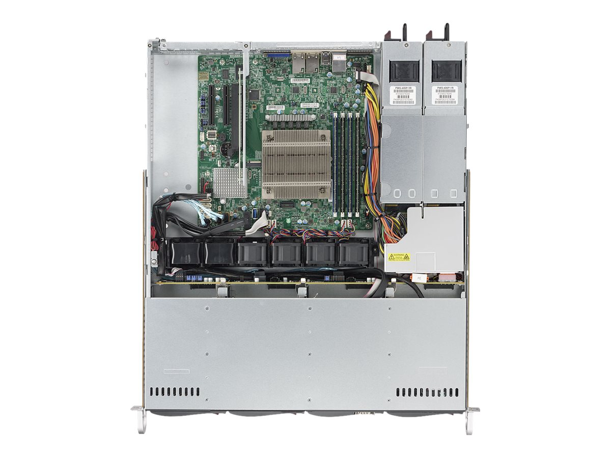 1U SuperServer 5019S-MR