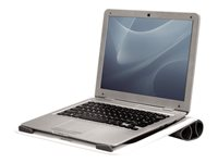 Fellowes I-Spire Series Laptop Lapdesk Notebook stand gray, white, smo