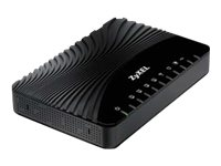 Zyxel VMG1312-B30A - Wireless Router - DSL-Modem - 4-Port-Switch - 802.11b/g/n - 2,4 GHz