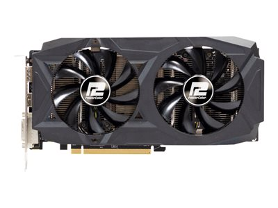 PowerColor Radeon RX 590 Red Dragon Grafikkarte - 8 GB GDDR5, DVI/HDMI/DisplayPort