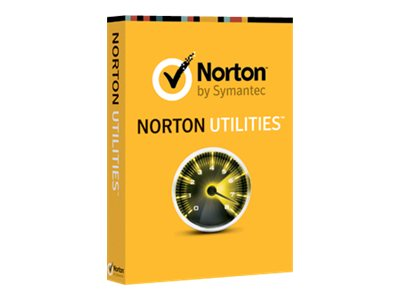 Norton Utilities (v. 16.0) box pack (1 year) 3 PC in one household Win English