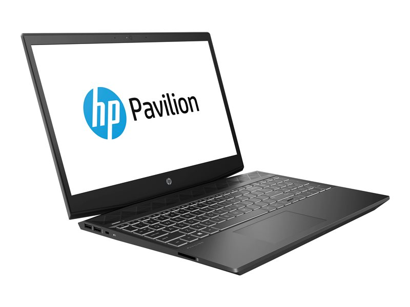 "HP Pavilion Gaming 15-cx0001nf - 15.6"" - Core i7 8750H - 8 Go RAM - 256 Go SSD + 1 To HDD - Français"