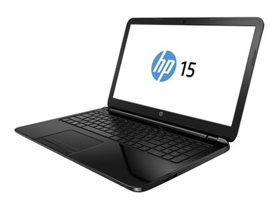 "HP 15-d073nr - A6 5200 / 2 GHz - Win 8.1 64-bit - 4 GB RAM - 500 GB HDD - DVD SuperMulti - 15.6"" 1366 x 768 (HD) - Radeon HD 8400 - sparkling black"