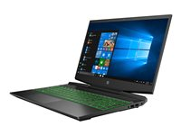 HP Pavilion Gaming 15-dk0010nr Core i5 9300H / 2.4 GHz Win 10 Home 64-bit 8 GB RAM