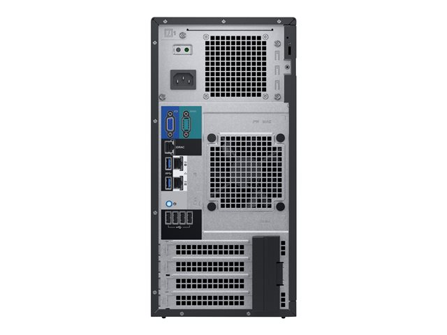 Dell EMC PowerEdge T140 - MT - Xeon E-2124 3 3 GHz - 8 GB - 1 TB