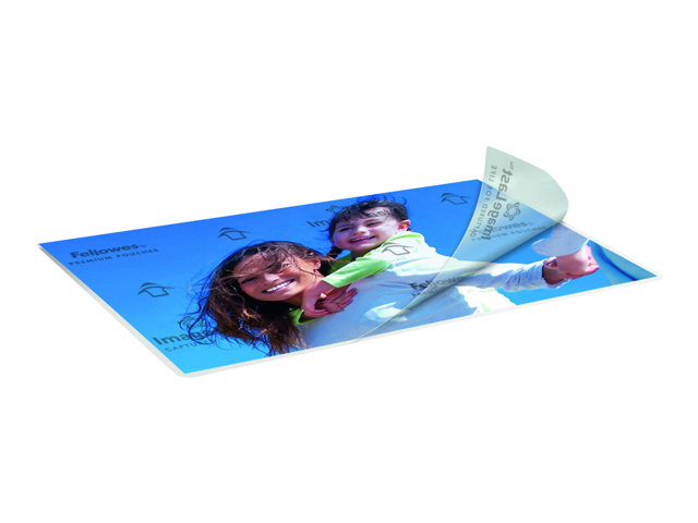 Image of Fellowes ImageLast - 25-pack - glossy - A3 - lamination pouches