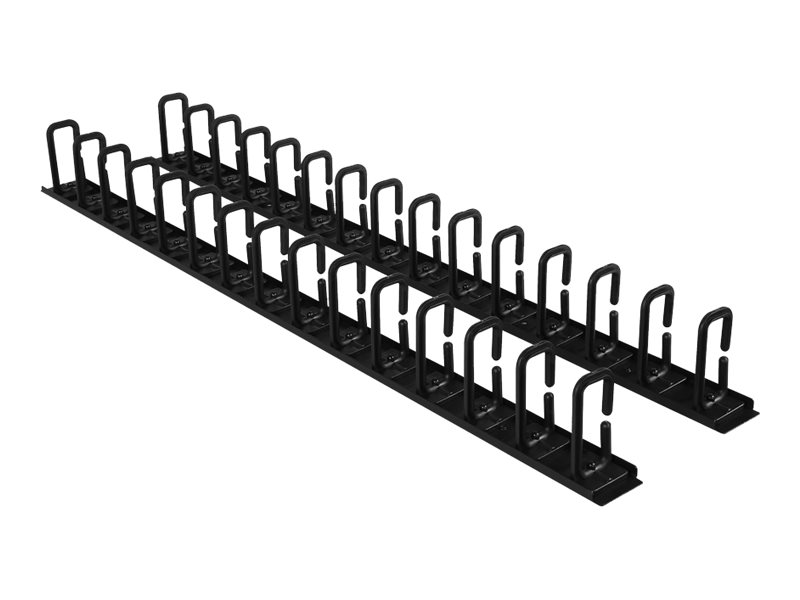 CyberPower Carbon CRA30007 rack cable management ring (vertical)