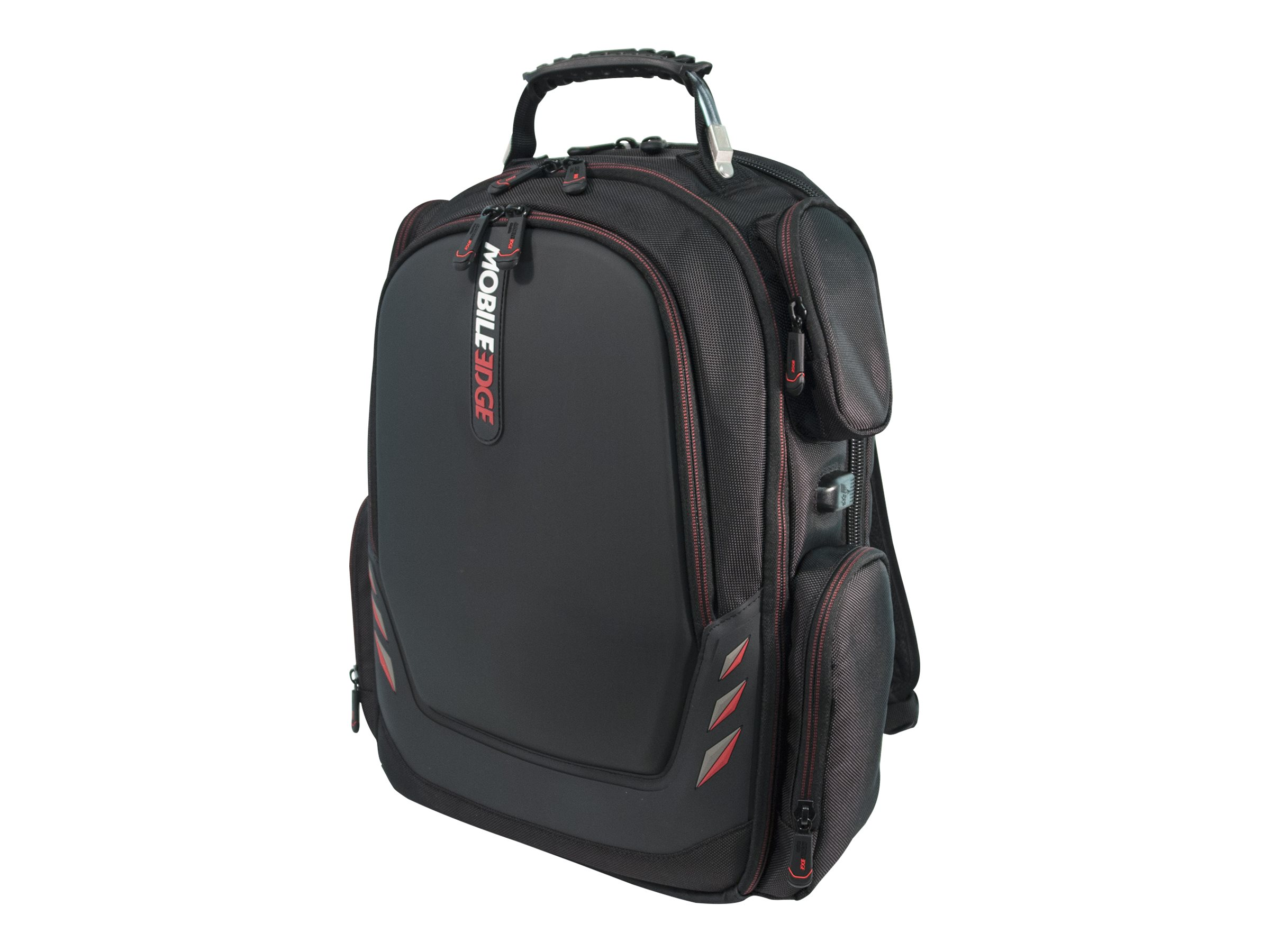 """Mobile Edge Core Gaming 17.3"""" to 18"""" ScanFast Backpack with Molded Front Panel notebook carrying backpack"""