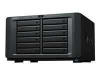 Synology FlashStation FS1018 NAS server 12 bays RAID 0, 1, 5, 6, 10, JBOD, RAID F1