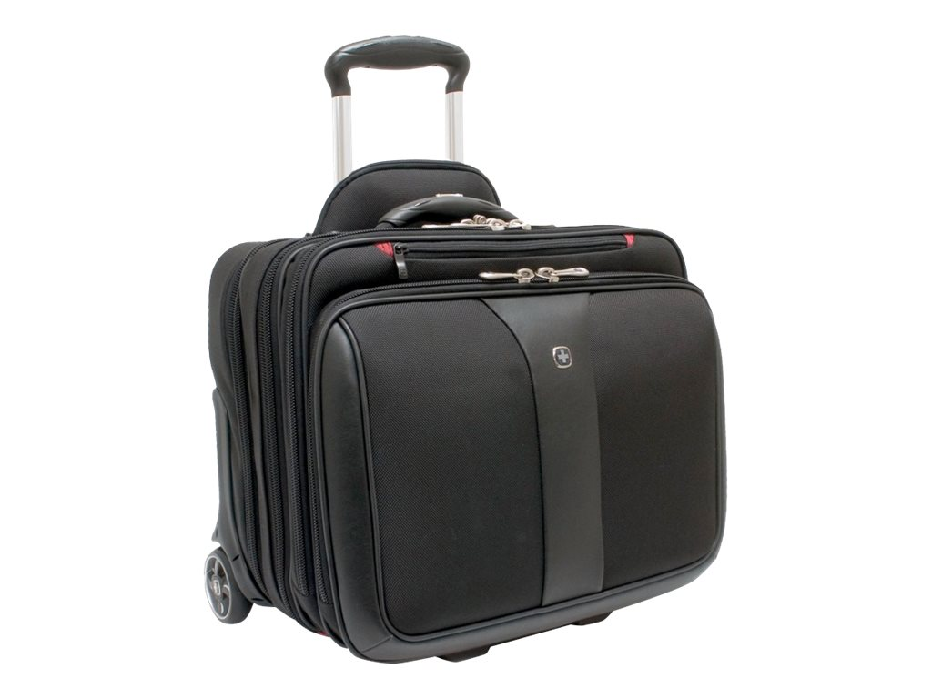 WENGER PATRIOT Comp-U-Roller - Notebook-Tasche - 43 cm (17