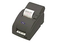 Epson TM U220D Receipt printer two-color (monochrome) dot-matrix Roll (3 in) 17.8 cpi  image