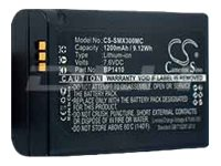 DLH Energy Batteries compatibles GS-BP1846-1200