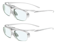 Picture of Acer E4w DLP - 3D glasses (MC.JFZ11.00B)