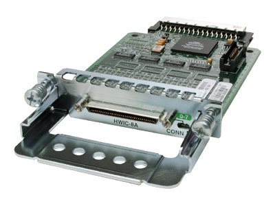 Cisco High-Speed - expansion module - RS-232 x 8