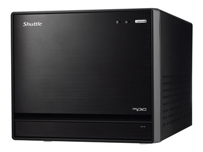 Shuttle XPC cube SZ270R8 Barebone mini PC LGA1151 Socket Intel Z270 GigE