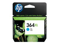HP 364XL Cyan Ink Cartridge with Vivera Ink, HP 364XL Cyan Ink Cartridge with Vivera Ink