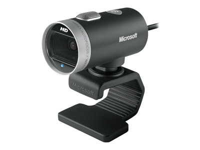 Microsoft LifeCam Cinema for Business 1280 x 720 Webkamera Fortrådet
