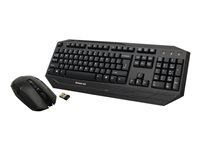 Kaliber Gaming by IOGEAR GKM602R Keyboard and mouse set wireless 2.4 GHz