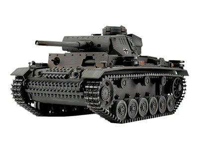 - RC Panzer III Ausf. L IR, édition professionnelle Torro