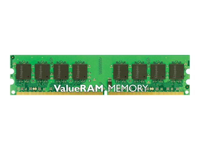 Kingston ValueRAM - DDR2 - 2 GB - DIMM 240-PIN - 800 MHz / PC2-6400 - CL6