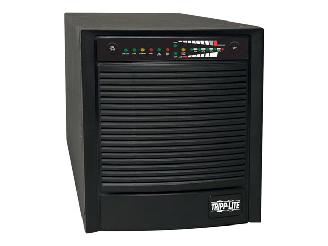 Tripp Lite UPS Smart Online 2200VA 1600W Tower 110V / 120V USB DB9 SNMP RT
