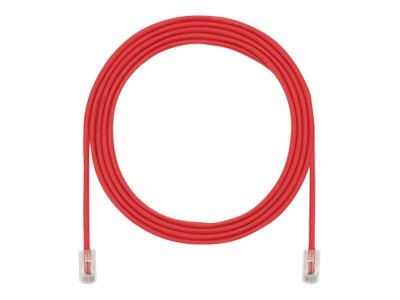 Panduit TX5e-28 Category 5E Performance - patch cable - 4.57 m - red