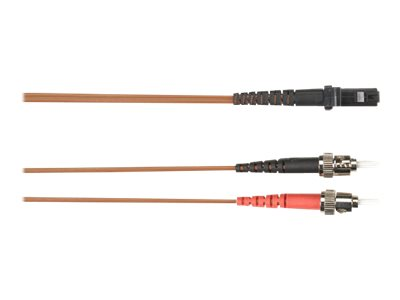 Black Box patch cable - 10 m - brown