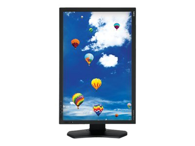 NEC MultiSync PA242W-BK LED monitor 24.1INCH (24.1INCH viewable) 1920 x 1200 AH-IPS 340 cd/m²