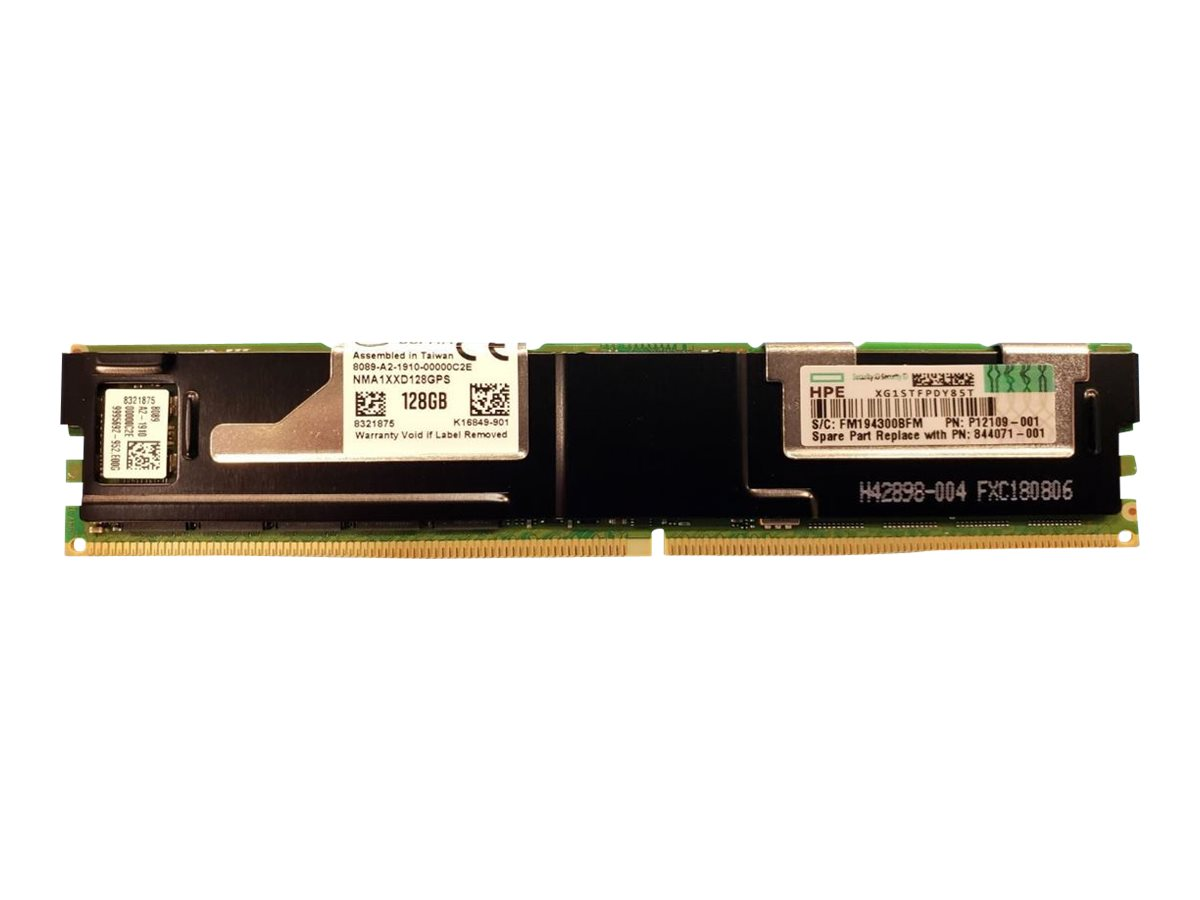 HPE Persistent Memory - DDR-T - 128 GB - DIMM 288-pin