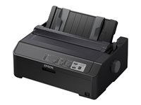 Epson LQ 590II Printer B/W dot-matrix 10 in (width), 10.12 in x 14.29 in 24 pin  image